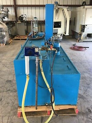 Coolant Recycling System High Volume