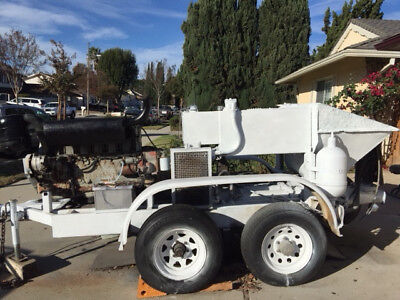 Concrete pump, Mayco, Good condition, Recent rebuilt delivery system, Low hours