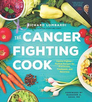 The Cancer Fighting Cook by Richard Lombardi | Paperback Book | 9781945547324 |