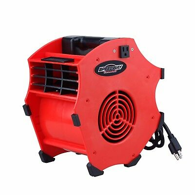Speedway Heavy Duty Portable Industrial Fan Blower with 3 Speed CSA/CUS approval