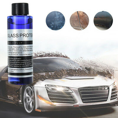 100ml Liquid Ceramic Car Coating Super Hydrophobic Glass Polish Wax Paint Care