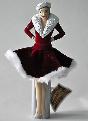 RADIO CITY ROCKETTES Spinner Doll Christmas Spectacular Souvenir Collectible
