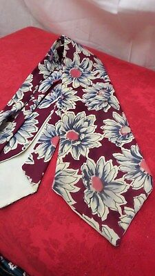 1940's men's swing era necktie