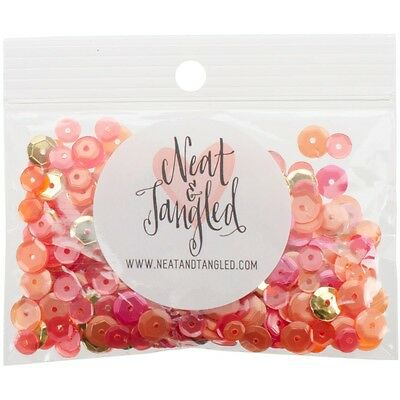 Neat & Tangled Sequin Mix - Sunset Shimmer