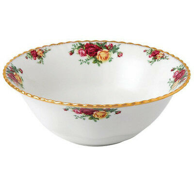 """Royal Albert OLD COUNTRY ROSES 10"""" Serving Bowl New"""