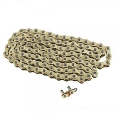 520 Chain Mx Off Road Enduro Dirtbike Motorbike Motorcycle Atv 120 Links Gold Sa