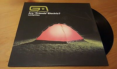 """Groove Armada - Are Friends Electric 10"""" vinyl late night tales"""