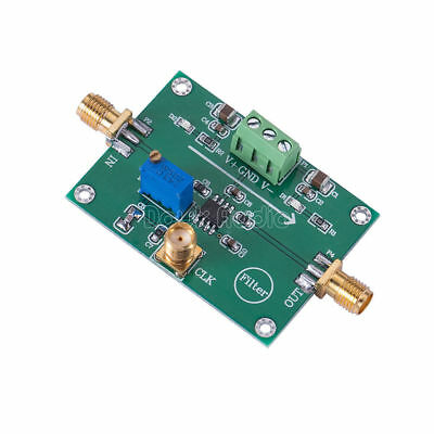 TLC14 Low-pass Filter Module Butterworth Filter Cutoff Frequency Adjustable 30K