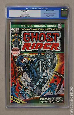 Ghost Rider (1st Series) #1 1973 CGC 8.5 0047162001