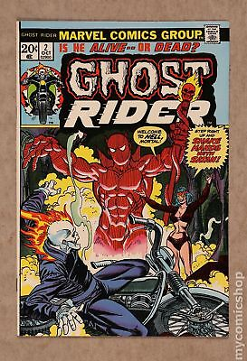 Ghost Rider (1st Series) #2 1973 VF- 7.5
