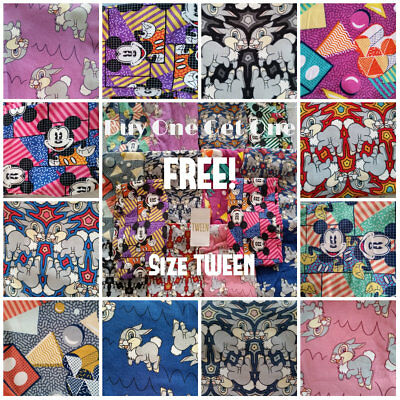 *NEW* LuLaRoe Disney Collection Tween Leggings *Pick your Prints*