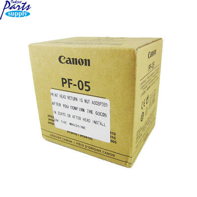 Japan Brand New PF-05 Printhead for Canon iPF 6300 6300S 6350 6400 6410 6450