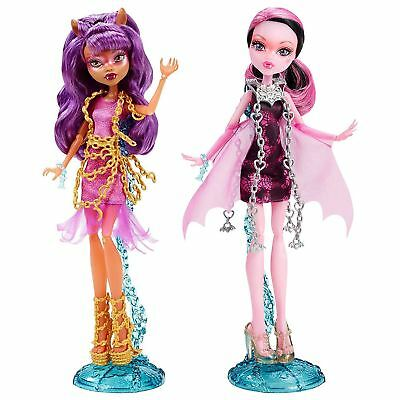 Getting Ghostly Monster High Fashion Doll Haunted Ghoul Play Fun Dress Chains