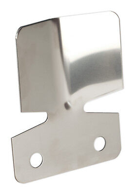 Bumper Protection Plate Stainless Steel From Sealey Tools
