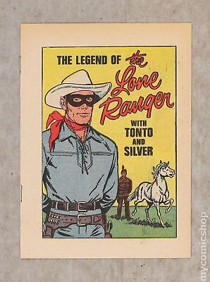 Legend of the Lone Ranger with Tonto and Silver 1969 VF+ 8.5