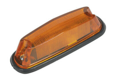 Lamp 12V Side Marker - Amber From Sealey Tools