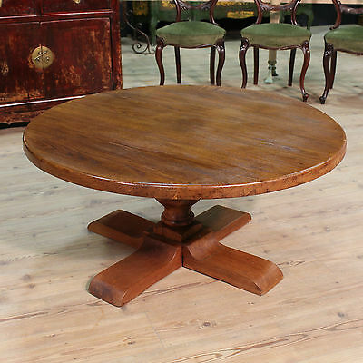 Low table living room furniture rustic wooden antique style 900 antiquities XX