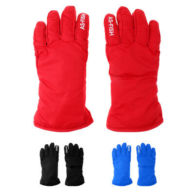Waterproof Winter Sports Gloves, Thickened Warm Glove, Antiskid Design