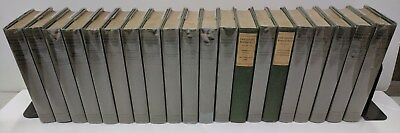 Complete Works of Theodore Roosevelt National Edition 20 Volumes VG Condition