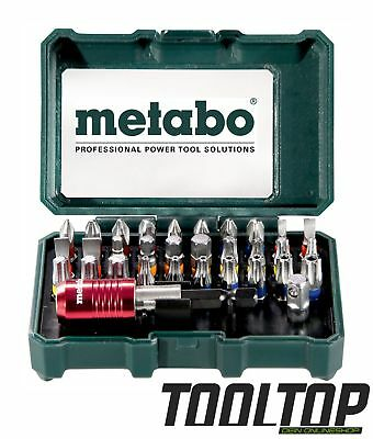 Metabo Bit Set Box 32 teilig TX / TX BO / PH / PZ IN / Schlitz Promotion