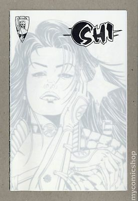 Shi The Way of the Warrior Ashcan #5 1994 VF+ 8.5