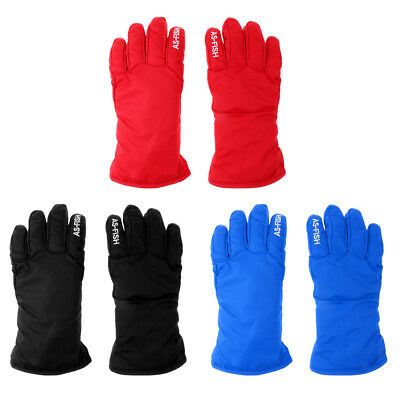 Thickened Ski Waterproof Gloves, Winter Sports Snowboard Climbing Motorcycle