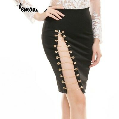 Z-Sexy Cut Out Skirt