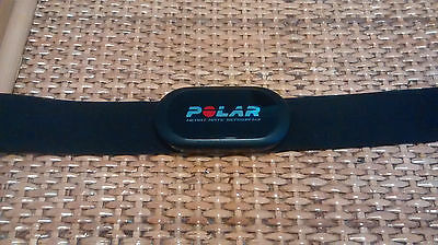 Polar Wearlink Coded H3 Heart Rate Monitor HRM Chest Strap And Sensor M-XXL