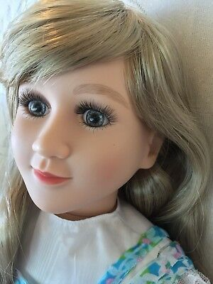 """""""DEFINE PERFECTION"""" My Twinn Doll New 2012 Blonde Hair Nice eyes Perfect clothes"""