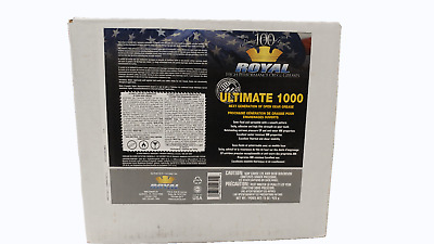 12 Pk Royal Ultimate 1000 Open Gear Grease 15 Oz Aerosol Cans