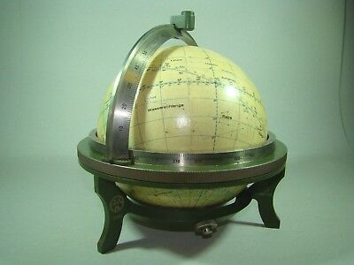 Antique Freiberger Celestial Navigation Globe - 1951