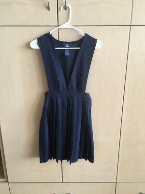 Navy Blue Uniform Jumper Girls Size 12