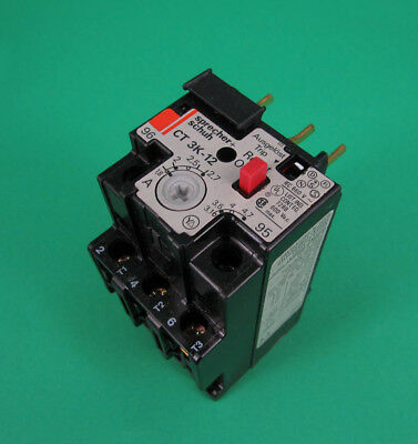 Sprecher + Schuh CT3K-12 Thermal Overload Relay 1.8-2.7A