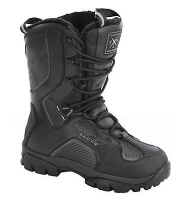 Fly Racing Snow Marker Waterproof Insulated Snowmobile Cold Weather Boot Size 9