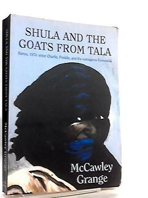 Shula and the Goats from Tala McCawley Grange 2015 Book 07961
