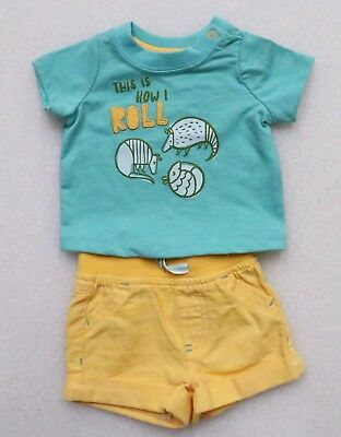 1f0f156f6178 Cat   Jack Baby Boy s Shorts Outfit Set