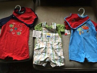 Boys & Girls - New - 3 & 3-6 Months - Newborn - Clothing Lot of 3 - #5