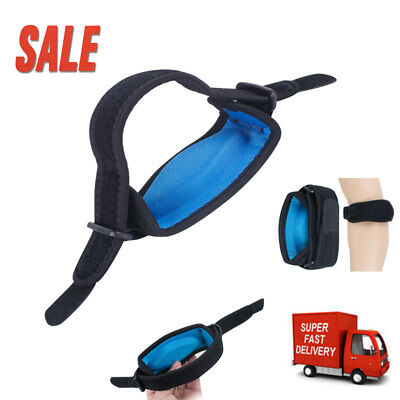 SALE!Tennis Elbow Support Pain Brace Golfer's Strap Epicondylitis Clasp For Gym