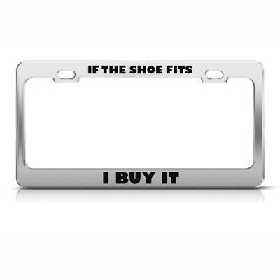 RETIRED AND LOVING IT HUMOR FUNNY Metal License Plate Frame Tag Holder Two Holes
