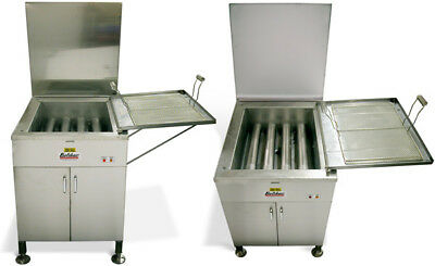 Belshaw donut fryer 718LCG 718 Gas free screens and donut hole handle SHIPS FREE