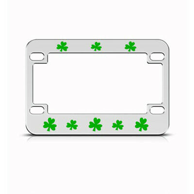 Id Rather Be In Ireland Chrome License Plate Frame License Plates Online