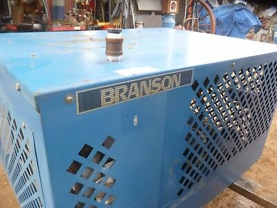BRANSON Model BC 938-152 Industrial Water Chiller .
