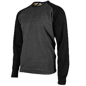 Speed & Strength Soul Shaker Mens Long Sleeve Moto Shirt Black