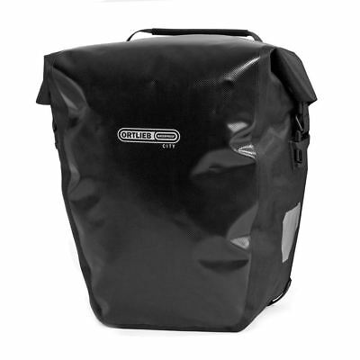 Ortlieb Back-Roller City Bicycle Pannier - Black
