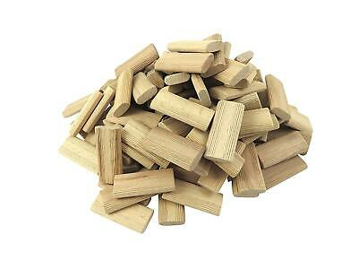 120 Pack 8mm x 22mm x 50mm Beechwood Loose Tenons for use w/ Festool Domino DF