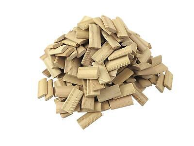 250 Pack 6mm x 20mm x 40mm Beechwood Loose Tenons for use w/ Festool Domino DF