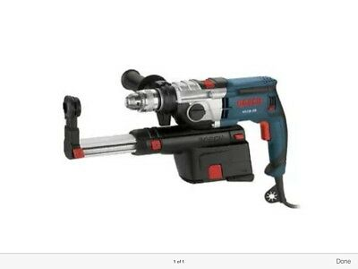 Bosch HD19-2D 8.5 Amp 1/2 in. 2-Speed Hammer Drill with Dust Collection Unit
