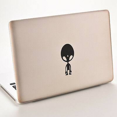 Alien Vinyl Decal Sticker Skin for Laptop MacBook Air Pro 11'' 13'' 15'' inch FT