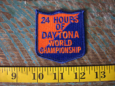 24 Hours Of Daytona Racing Patch Rolex Alms Scca Porsche Ford Gt Shelby Ferrari