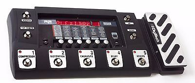 Digitech Rp500 Guitar Multi -Effects Processor
